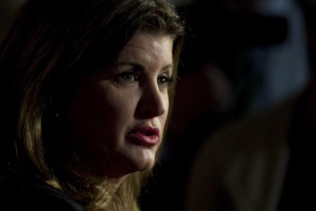 Rona Ambrose, députée de l'Alberta et ex-ministre de... (Archives La Presse Canadienne)