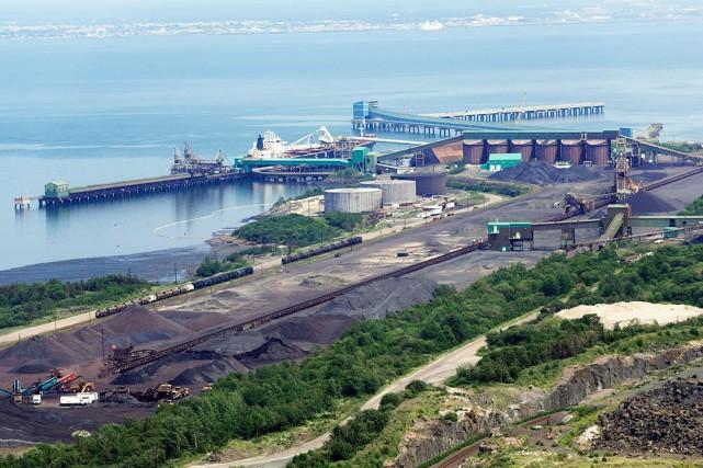 Investissement Québec, en partenariat avec le Port de... (Photo fournie par le Port de Sept-Îles)