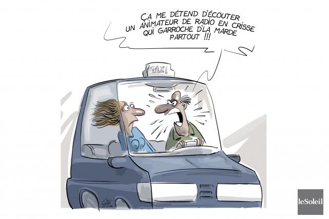 André-Philippe Côté... (André-Philippe Côté, Le Soleil)
