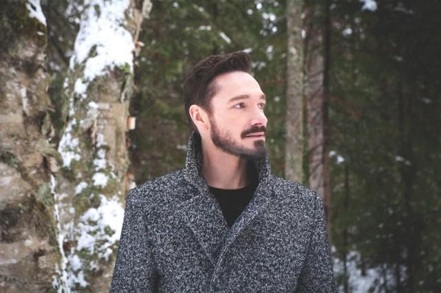 Michaël lancera l'album Nuit de Noël aujourd'hui à... (Photo courtoisie)