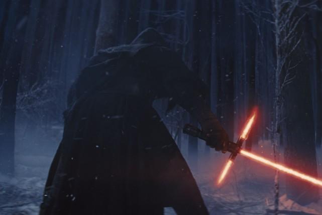 Star Wars : le réveil de la forceprend... (Fournie par Lucasfilm)