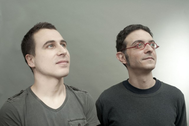 Voices from the lake Neel et DOnato Dozzy... (PHOTO SEZE DEVRES PHOTOGRAPHY, NEW YORK)