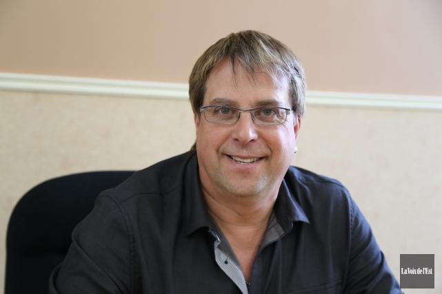 Le maire deSaint-Paul-d'Abbotsford,Jacques Viens.... (Archives La Voix de l'Est)