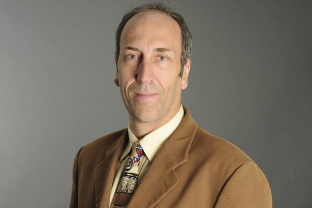 Le maire d'Abercorn, Robert Nadeau, quittera son poste... (Fournie)