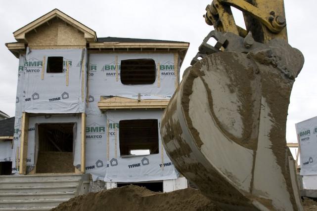Selon la Société canadienne d'hypothèques et de logement... (Photothèque Le Soleil)