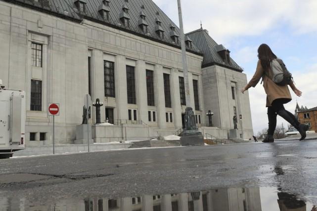 Bruno Fortier s'adresse au plus haut tribunal du... (Archives, La Presse Canadienne)