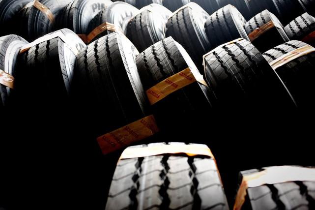 Le fabricant italien de pneus Pirelli fait vendredi ses adieux à la Bourse de... (Photo Keith Bedford, archives Bloomberg News)