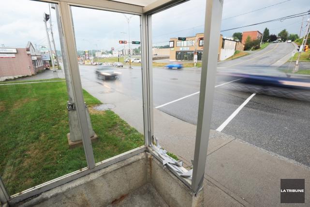 En 2009, des vandales avaient fait voler en... (Archives La Tribune)