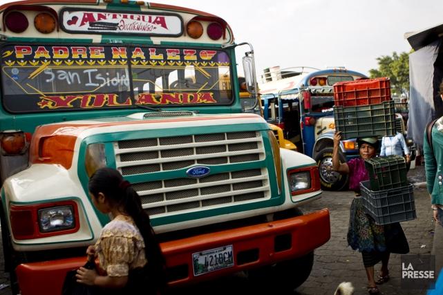 Au Guatemala, il faudra désormais être âgé minimalement... (PHOTO MARTIN CHAMBERLAND, ARCHIVES LA PRESSE)