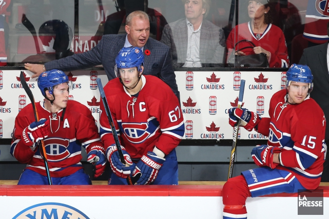Michel Therrien a pu utiliser les six mêmes... (Photo Martin Chamberland, La Presse)