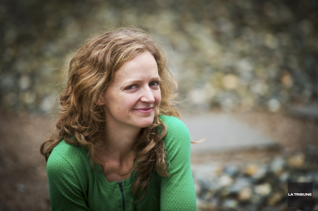 Érika Tremblay-Roy, directrice artistique du Petit Théâtre de... (Imacom, Jessica Garneau)