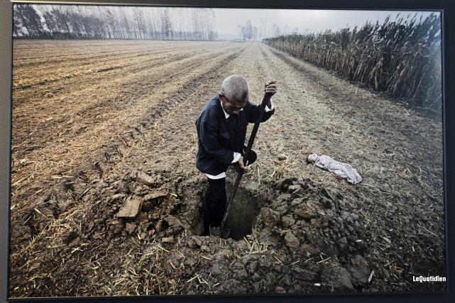 Lu Guang... (Photo reproduction Le Quotidien, Jeannot Lévesque)