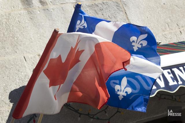 Il y a deux semaines, les Québécois ont choisi de faire confiance à l'équipe... (Archives, La Presse)