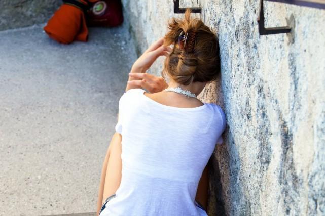 Dimanche passé, sous le couvert de l'anonymat, une jeune fille nous confiait sa... (Photo 123RF)