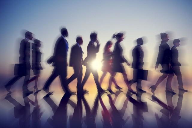L'emploi dans la région de la capitale fédérale a suivi la même tangente qu'à... (Photo Shutterstock)