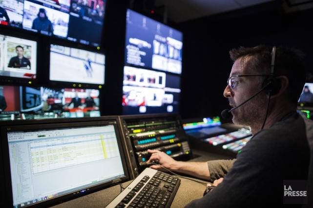 Bell Média possède plusieurs entreprises médiatiques, dont CTV,... (Archives La Presse)