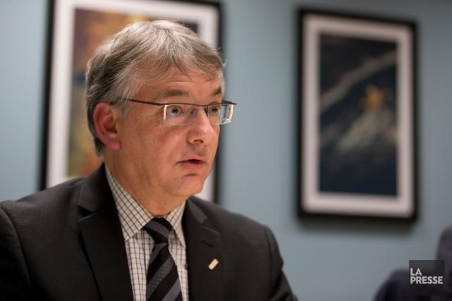 Jean Bourcier, directeur général de l'Association québécoise des... (PHOTO FRANÇOIS ROY, ARCHIVES LA PRESSE)