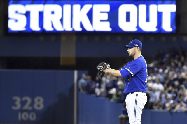 Âgé de 32 ans, Estrada a été un... (Archives La Presse Canadienne)