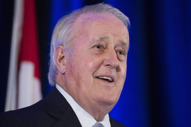 Brian Mulroney... (Archives La Presse Canadienne)
