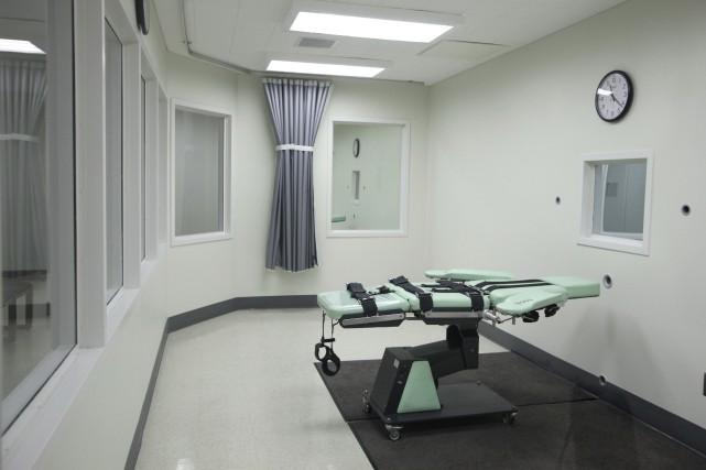 Les exécutions sont suspendues depuis presque 10 ans... (AP, Eric Risber)