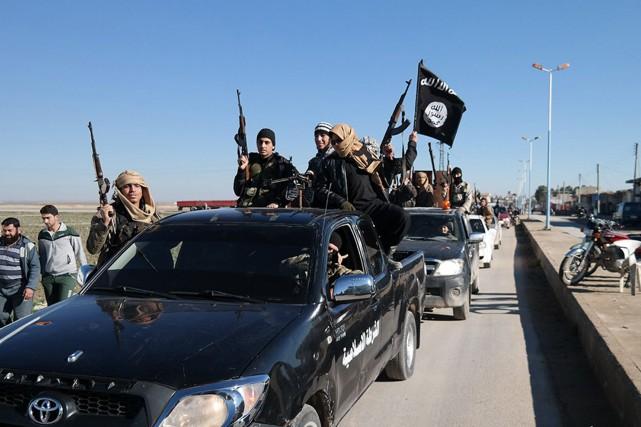 L'État islamique «a informé les négociateurs que tous... (PHOTO ARCHIVES AP/INTERNET)