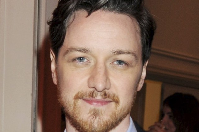 James McAvoy... (Photo fournie par IMDB)