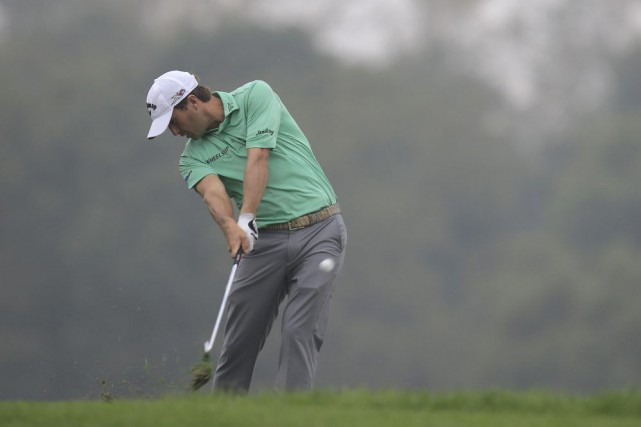 Kevin Kisner... (Photo AP)