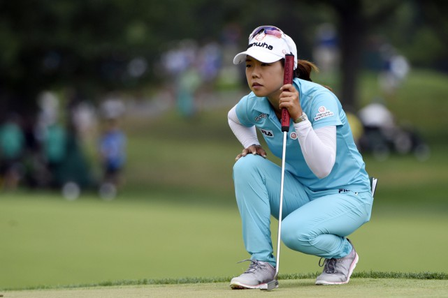 Jenny Shin... (Photo Kyle Terada, archives USA TODAY Sports)