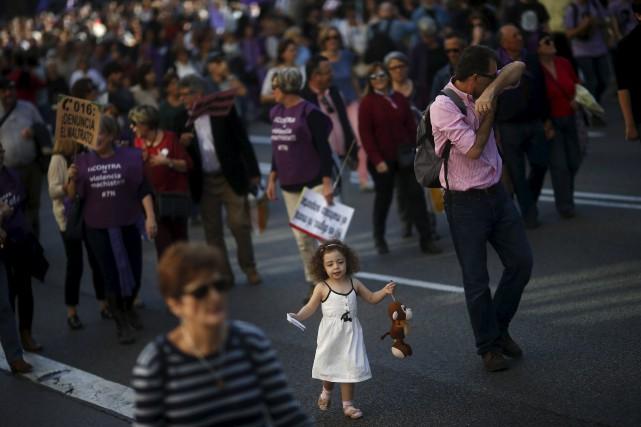 Selon les données du gouvernement espagnol, en 2015,... (Photo Susana Vera, Reuters)