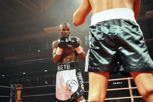 Depuis quelque temps, Francy Ntetu est installé à... (Archives Le Progrès-Dimanche)