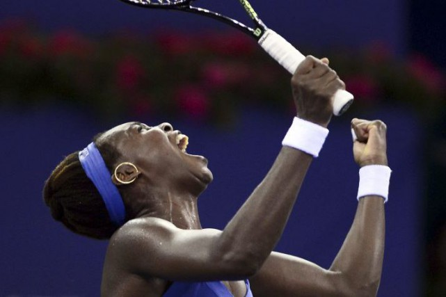 Venus Williams... (Photo AFP)