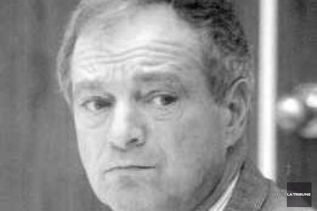 Jean-Guy St-Roch a été député libéral sous Robert... (PHOTO ARCHIVES LA TRIBUNE)