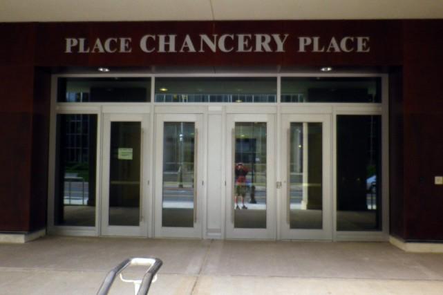 L'édifice Chancery, où sont situés les bureaux du... (Flickr/Charles LeBlanc)