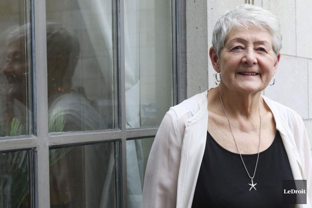 Mariette Carrier-Fraser a été sous-ministre de l'Éducation pendant... (Patrick Woodbury, LeDroit)