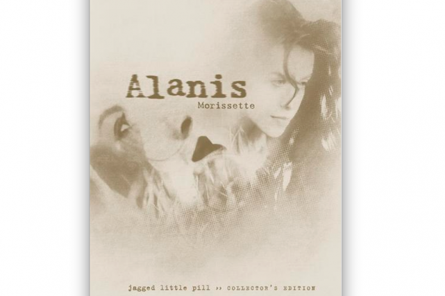 Jagged Little Pill Deluxe Edition Alanis Morissette...