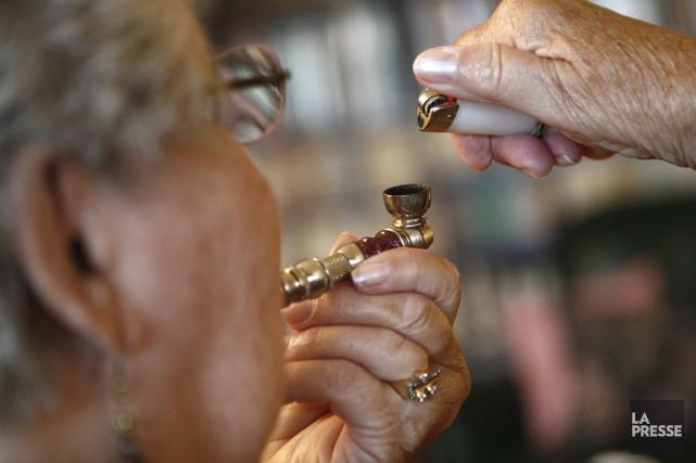 Plusieurs intervenants en toxicomanie de la région espèrent... (Photo: Yan Doublet)