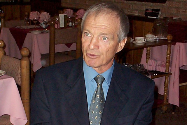 Jean-Guy St-Roch a été député libéral sous Robert... (La Triubne, archives)