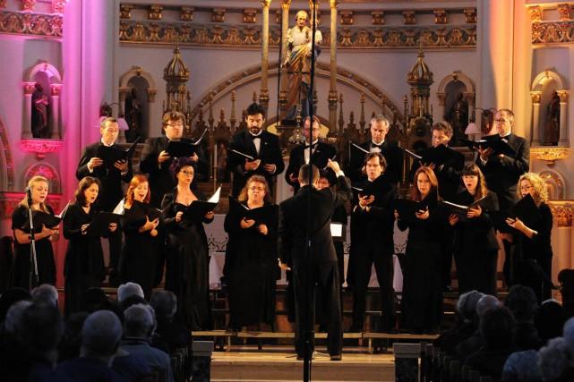 Ensemble Vocalys... (Andréanne Lemire)