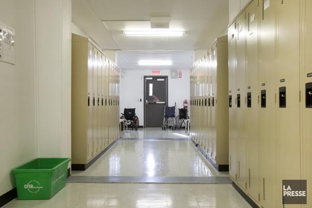 La construction de cet «hôpital-école» remonte au début... (PHOTO ROBERT SKINNER, LA PRESSE)