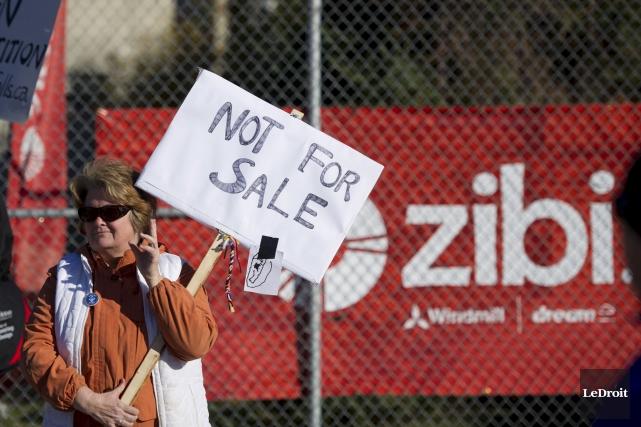 Le promoteur du projet Zibi, Windmill, fait face... (Martin Roy, LeDroit)