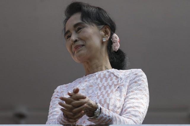 La plupart des 30 millions de Birmans appelés... (PHOTO JORGE SILVA,  REUTERS)