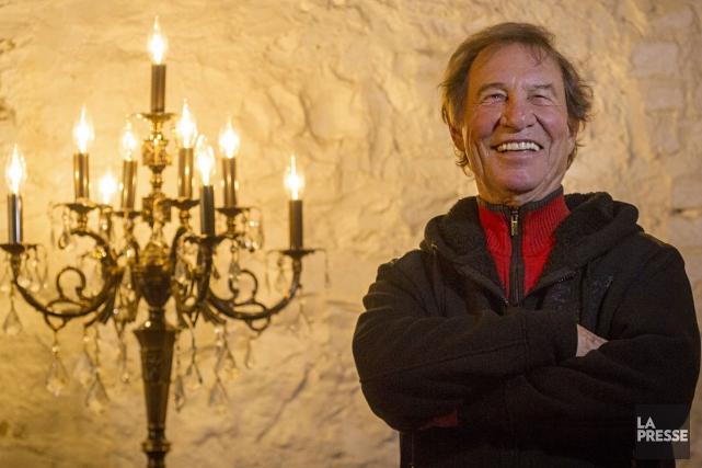 Jean-Pierre Ferland l'avoue: Félix Leclerc était son idole.... (PHOTO IVANOH DEMERS, LA PRESSE)
