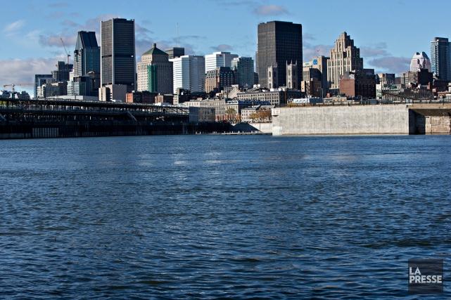 Le maire de Montréal, Denis Coderre, a affirmé, lundi soir, que la Ville allait... (PHOTO PATRICK SANFAÇON, LA PRESSE)