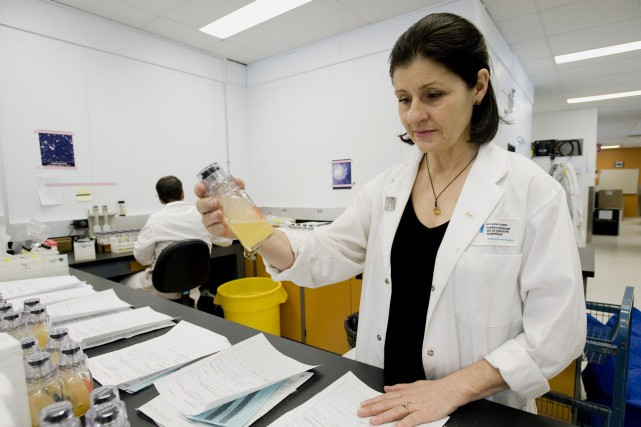 La directrice du Laboratoire du contrôle de dopage... (Photo d'archives, PC)