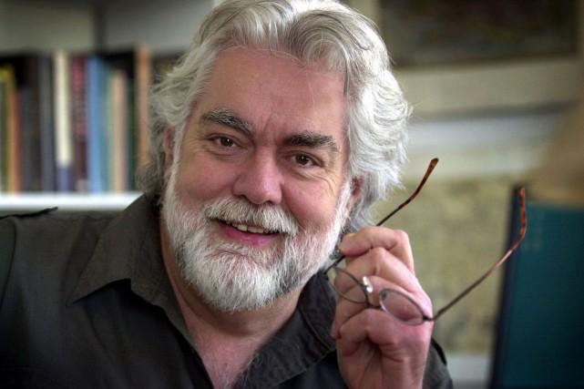 Gunnar Hansen, qui incarnait le tueur Leatherface dans le film Texas Chain... (Archives AP)