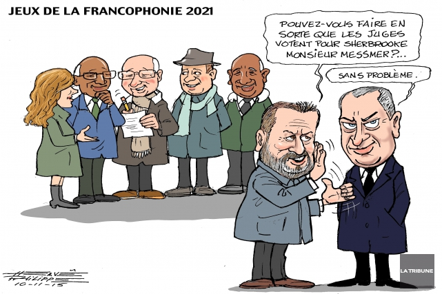 Hervé Philippe... (Hervé Philippe, La Tribune)