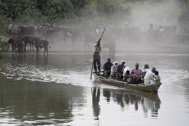 La grande injustice du réchauffement climatique, c'est que... (Philippe Desmazes, AFP)