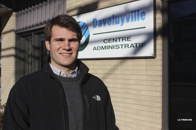 Antoine Tardif quittera la mairie de Daveluyville.... (La Tribune, Yanick Poisson)