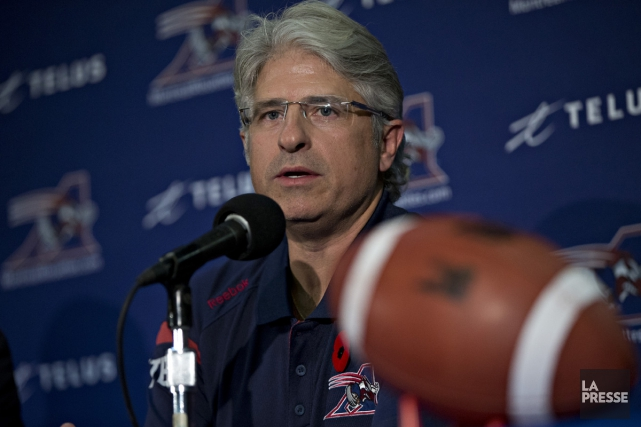 Jim Popp sera de retour à titre d'entraîneur-chef... (Olivier Jean, La Presse)