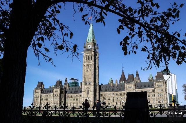 Le 1erjuillet2017, le Canada célébrera le 150e... (Patrick Woodbury, Archives Le Droit)